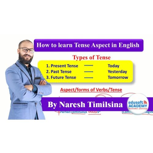 Tense Aspect in English